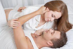 Reducción de la libido es decir la necesidad de sexo,